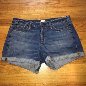 J Crew Denim Shorts- Merrill Wash